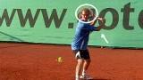 Tennisschule Rückhand Slice – 5:13 Min. – Highspeed, Splitscreen, Kommentar