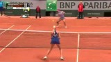 Li Na Stunned (French Open Tennis Highlights)