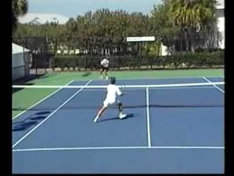 Tennis Lessons – Shot Selection and Court Positioning 2-3