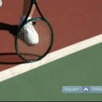 How to Play the Sport of Tennis : The Rules of Playing Singles Tennis