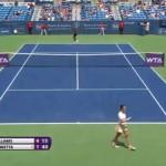 Serena Williams vs Flavia Pennetta ~ Highlights ~ WTA Cincinati 2014 (R3)