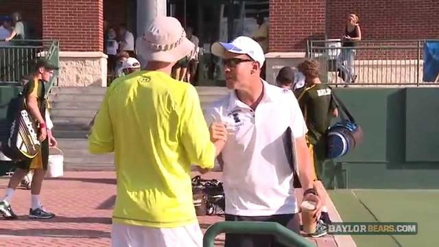 Baylor Tennis (M): NCAA Highlights vs. Texas A&M-CC