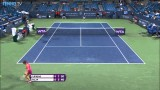 Simona Halep vs Kirsten Flipkens ~ Highlights — Cincinnati 2014