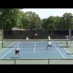Men's Tennis Highlights against UT-Dallas in ASC Tournament.