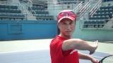 tennis topspin forehand – III -1 – Prince EXO black 100