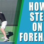 TENNIS FOREHAND TIP | Tennis Tip For The Forehand