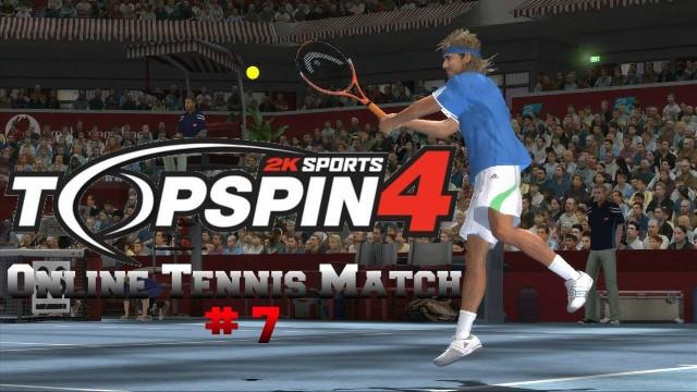 Top Spin 4 1080p HD – Online Tennis Match 7