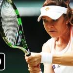►HD◄ Agnieszka Radwanska vs. Andreea Mitu (Wimbledon 2014 HIGHLIGHTS)