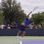 Tomas Berdych Serve In Super Slow Motion – 2013 Cincinnati Open