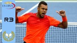 Jo-Wilfried Tsonga vs Pablo Carreno Busta ~ Highlights ~ US Open 2014 (R3)