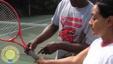 Service Grip Continental Grip – Tennis Lessons