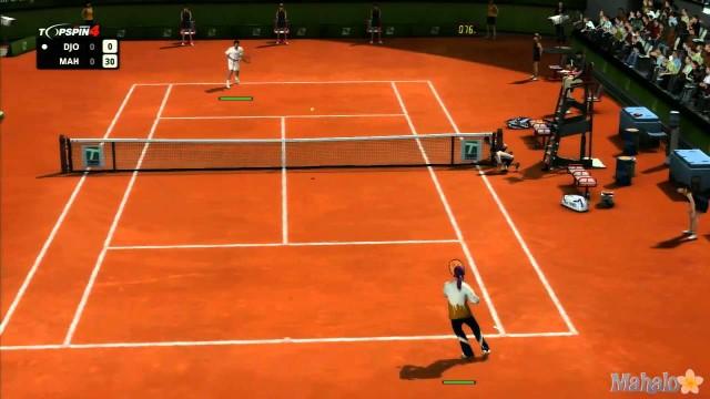 Top Spin 4 Walkthrough – Career Mode: Madrid Tennis Tournament – Final