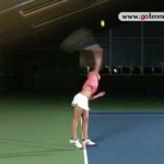 tennis tips – slice serve