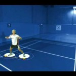 Badminton Technique – Forehand Smash