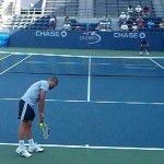Tennis Serve Lesson From Mikhail Youzhny