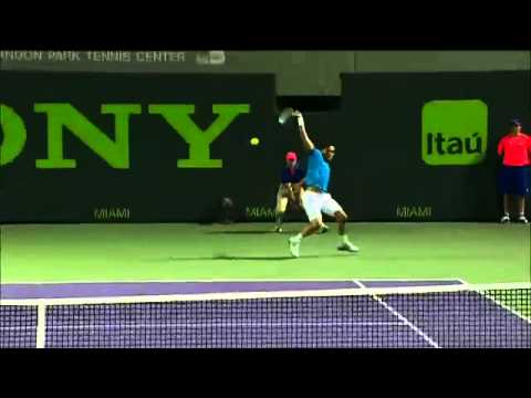 Sony Open Tennis ATP Daily Highlights 3-24