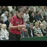 Table Tennis Training Lessons – Germany