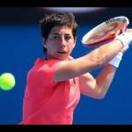 Carla Suarez Navarro vs Kai-Lin Zhang 2014 – Highlights – Dongfeng Motor Wuhan Open
