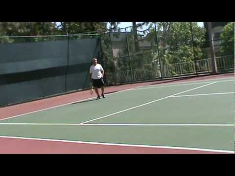 Basic Tennis Serve Motion