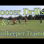Soccer Drills and Goalkeeper Training