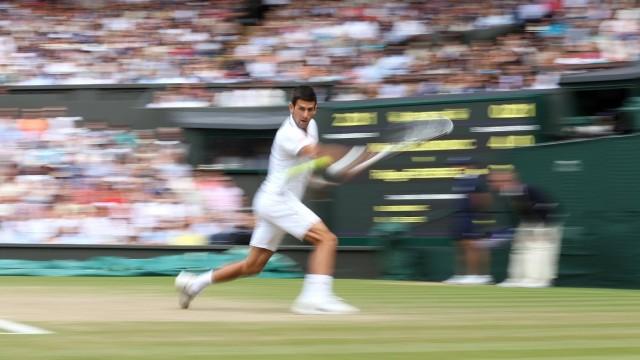 2014 Wimbledon FINAL Novak Djokovic vs Roger Federer Highlights PART 2 [HD]