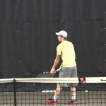 2014 Coe College Men's Tennis vs. Elmhurst