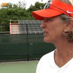 Clemson Women's Tennis vs. Auburn Match Highlights 5-10-14