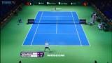 Lucie Safarova vs Svetlana Kuznetsova ~ Highlights QF — Kremlin Cup 2014