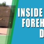 *INSIDE OUT FOREHAND* | Inside Out Forehand Drill