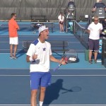 Memphis Men's Tennis: NCAA 2nd Round Highlights vs. Illinois