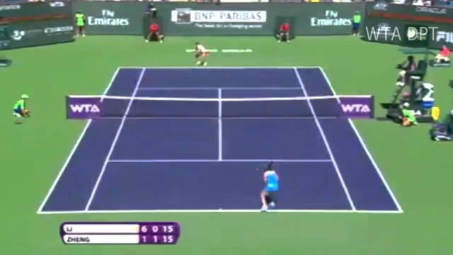 WTA Indian Wells 2014 Hot Shots Part 1