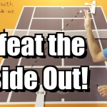 Success vs Inside Out Master – Singles Strategy Lesson – Tennis Instruction