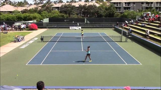 HHSAA Tennis 2014: Finals Day