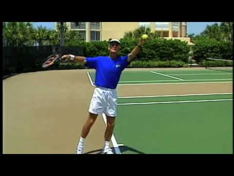 Tennis – How To Improve Your Serve Toss | Tom Avery Tennis 239.592.5920