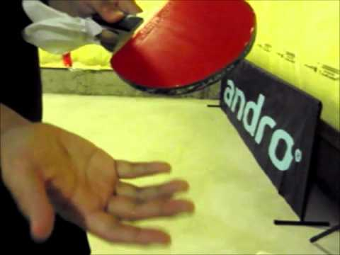 How to maintain table tennis rubbers (Easy trick!)