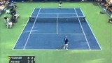Us Open 2005.R.Federer vs A.Agassi.Highlights
