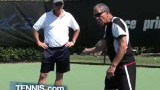 The Forehand with Nick Bollettieri