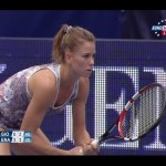 2014 LINZ 1/4 Camila Giorgi vs Marina Erakovic Highlights [HD 720p]