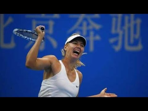 Maria Sharapova vs Kuznetsova Highlights || Beijing Open 2014