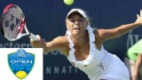 Caroline Wozniacki vs Shuai Zhang – Cincinnati 2014 Highlights