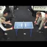 Mini Table Tennis – Maybe the best in the world?