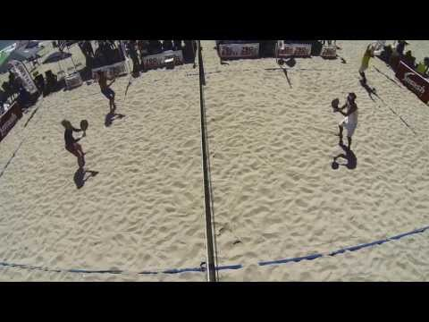 Mens Open Doubles Finals – BEACH TENNIS IFBT USA – 2013 Frank Congemi Beach Tennis World Cup