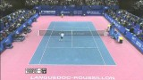 Montpellier 2014 Final Highlights Gasquet Monfils