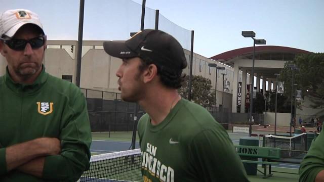 USF Men's Tennis – Spring Break Highlights