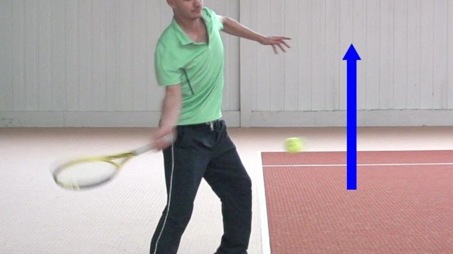 Forehand And Backhand Topspin Drill