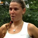 Clemson Women's Tennis vs UNC Wilmington Match Highlights 5-9-14