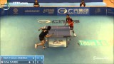 Table tennis   2014 Philippines Open SAMBE Kohei vs JIMENEZ Mark Francis