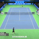 Alexandr Dolgopolov vs Adrian Mannarino ATP 2014 Stockholm Highlights [HD]