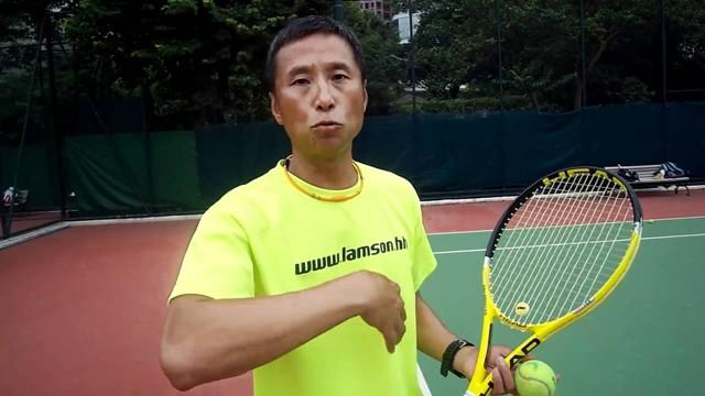 tennis top spin serve III -1 head racket