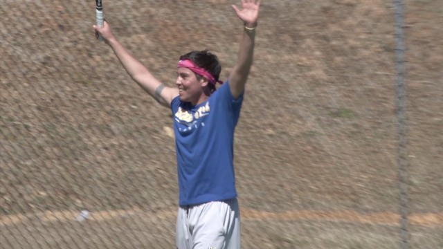 Morehead State Men's Tennis Highlights vs. EIU